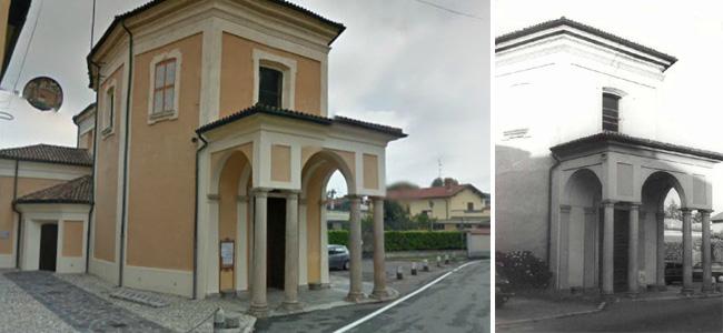 La Chiesa di Sant'Ambrogio a Corbetta
