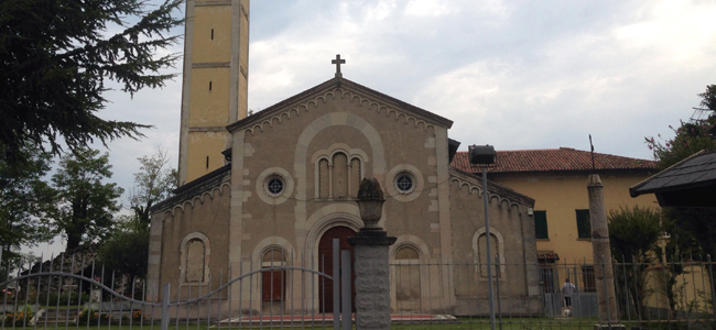The church of St. Maria Assunta in Bestazzo