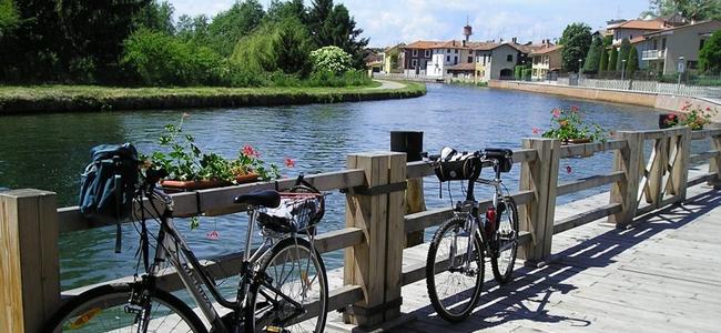 Emozioni lungo il fiume Ticino... a Motta Visconti