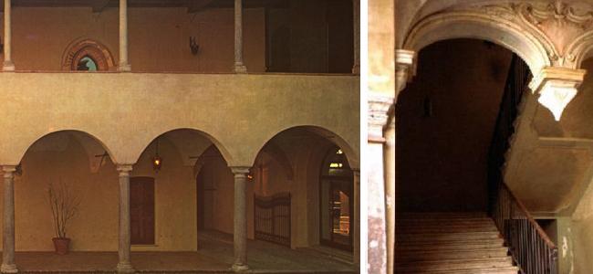 Casa Orsini di Roma nel centro di Abbiategrasso