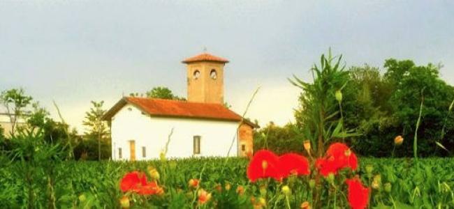 La piccola chiesa di Santa Maria