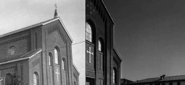 La chiesa parrocchiale di San Giorgio di Albairate