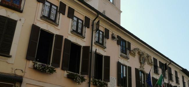 Il Palazzo Comunale di Abbiategrasso
