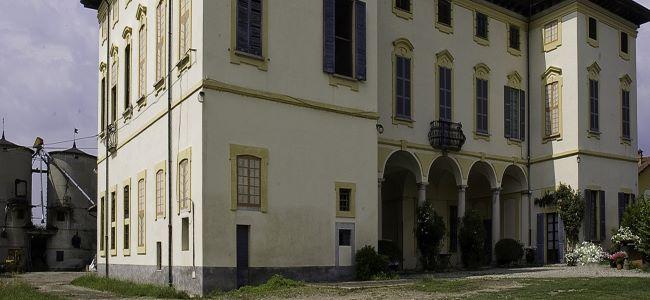 Palazzo Stampa Aloardi o Villa Marino a Gaggiano