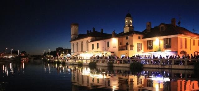 Notte Bianca di Gaggiano sabato 20 luglio: la grande festa lungo il Naviglio Grande