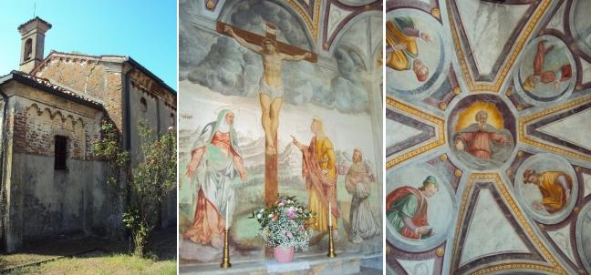Oratorio di San Francesco (fraz. Bugo)
