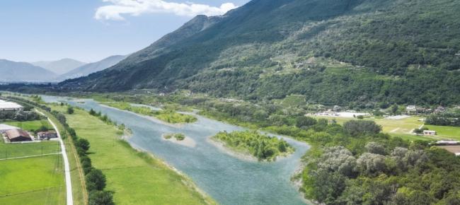 Divieto di balneazione permanente nelle acque del Ticino
