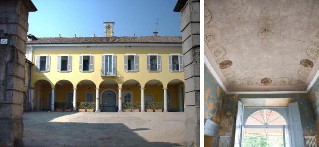 Villa Visconti di Modrone a Besate