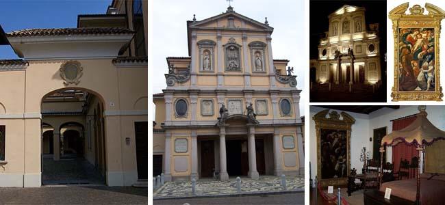 Il Santuario della Beata Vergine dei Miracoli e l'incredibile apparizione