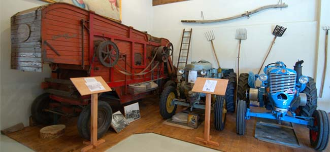 Il Museo agricolo Angelo Masperi di Albairate