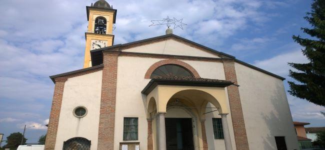Chiesa di San Andrea (fraz. Barate)