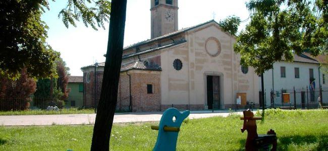 Chiesa dei santi Eugenio e Maria (fraz. Vigano Certosino)