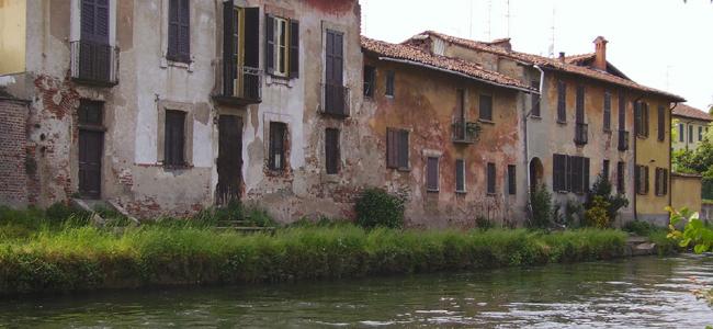 Pedalando sul Naviglio: 75 km da Albairate a Pavia, domenica 6 maggio