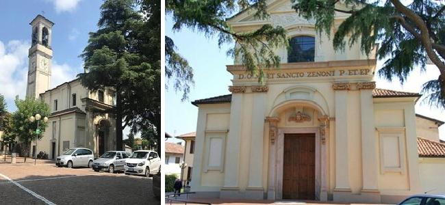 Chiesa di San Zenone di Vermezzo