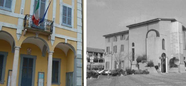 Palazzo Visconti di Modrone Radice Fossati di Bareggio