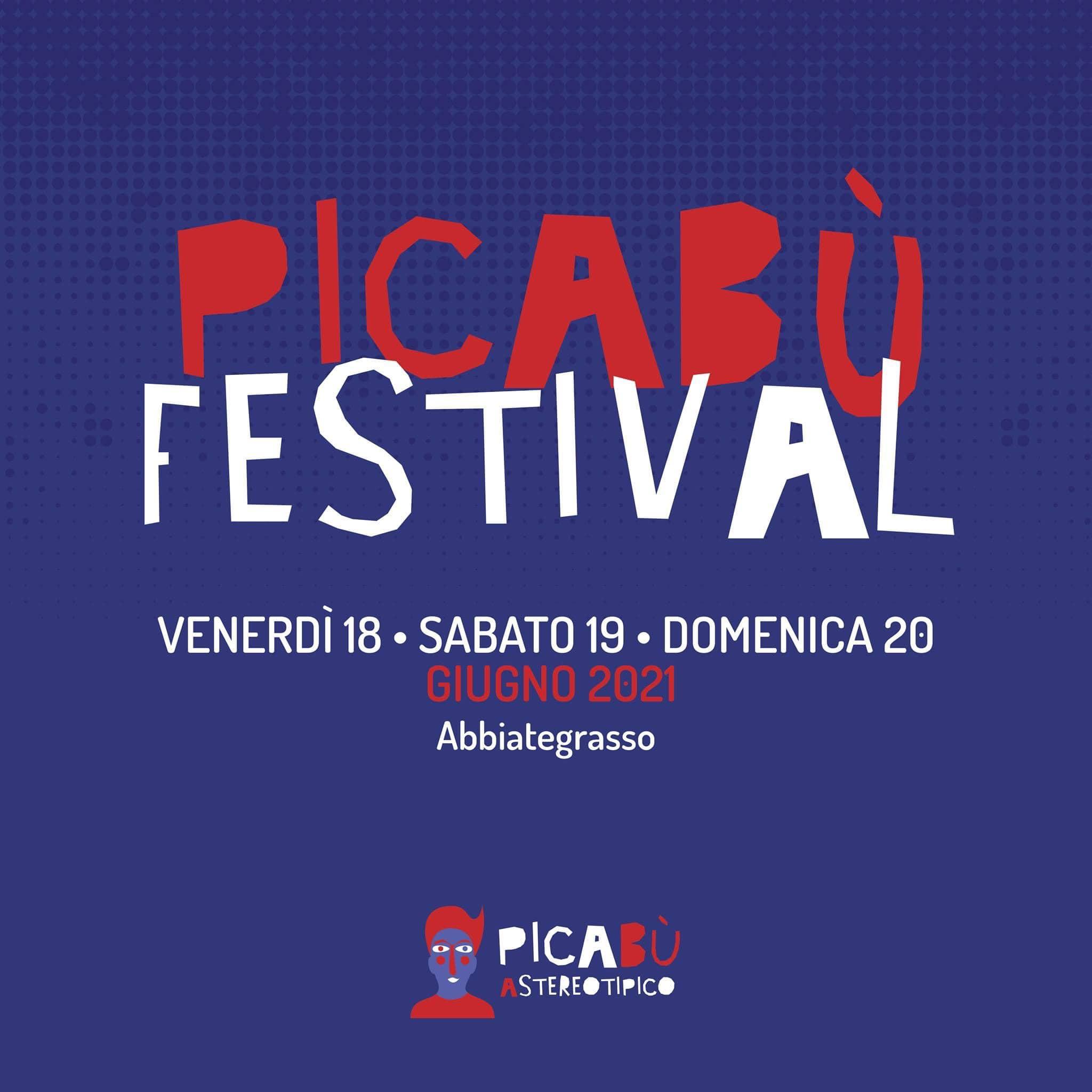 Picabù Festival: dal 18 al 20 giugno Abbiategrasso fronteggia i luoghi comuni