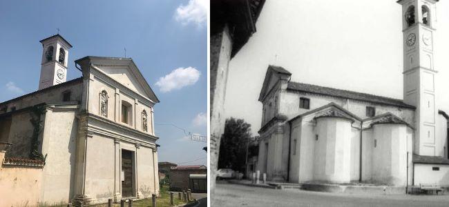 Chiesa dei Santi Andrea e Rocco (fraz. Fagnano)