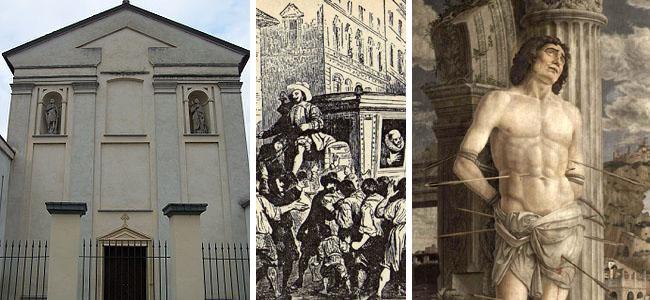 La chiesa di San Sebastiano e il ricordo della pestilenza di Corbetta