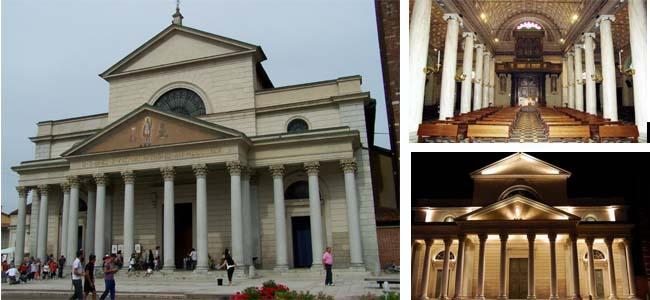 La chiesa di San Vittore e la punizione divina