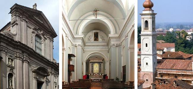 La chiesa di San Bernardino ad Abbiategrasso