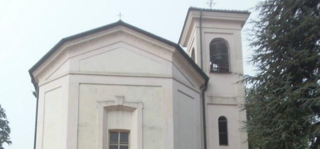 La chiesa di San Bernardo di Albairate