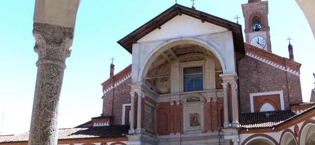 La basilica di Santa Maria Nuova e l'Oratorio