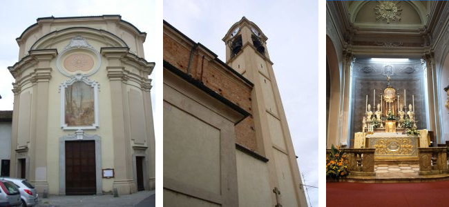 Chiesa di San Giovanni Battista a Motta Visconti