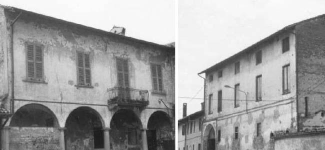 Terzago Palace in Bestazzo of Cisliano