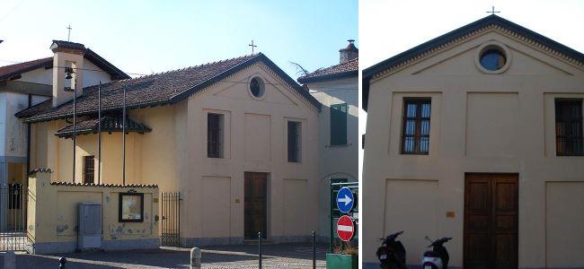 Chiesa di Santa Maria De Bozzis di Albairate