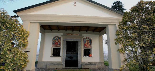 Oratorio della Madonna del Dosso a Gaggiano
